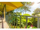 Stunning first-ridge ocean views, outdoor living space with an additional view lot for building: Bes, Ojochal, Puntarenas
